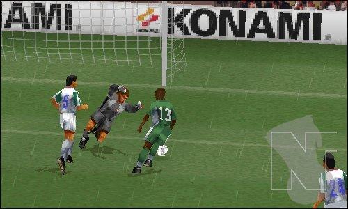 Il classico gol alla Babangida, finta secca e portiere giù