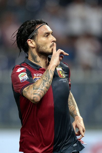 Genoa+CFC+v+SSC+Napoli+Serie+A+yC0iU8OQJcsl