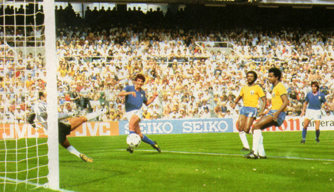 paolo rossi brasile stadio sarria 1982