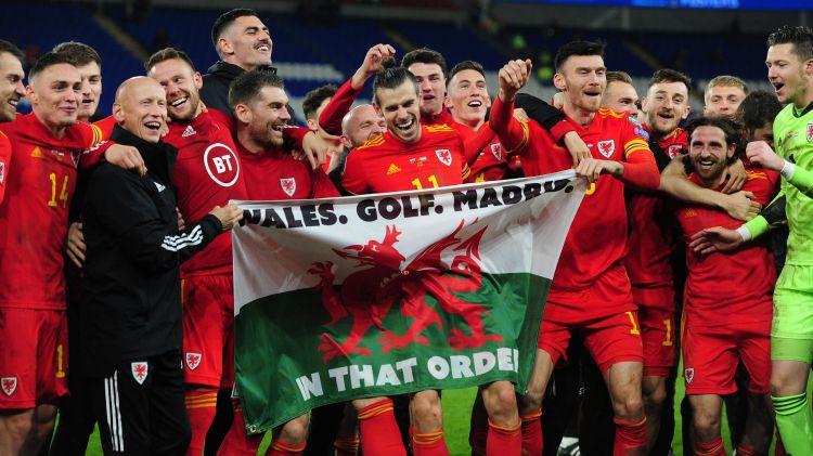 Golf Wales Bale